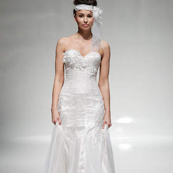Dress by Brides Desire by Wendy Sullivan. Image: Christopher Dadey for White Gallery 2014