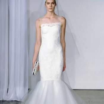 Se você está em busca de inspiração para seu vestido de noiva, confira esses belíssimos modelos da Marchesa apresentados na New York Bridal Week 2013.