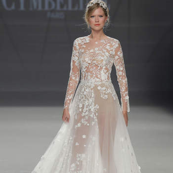 Cymbeline. Credits: Barcelona Bridal Fashion Week.