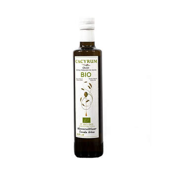 40/5000 Huile d'olive extra vierge Cacyrum 0,25L -  The Wedding Shop !