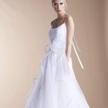 Robe de mariée Suzanne Ermann 2013, modèle Nuage - Photo : Suzanne Ermann