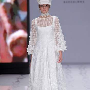 YolanCris. Barcelona Bridal Fashion Week.