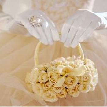 Ramo de novia original. Foto: Matrimonio Perfetto blog