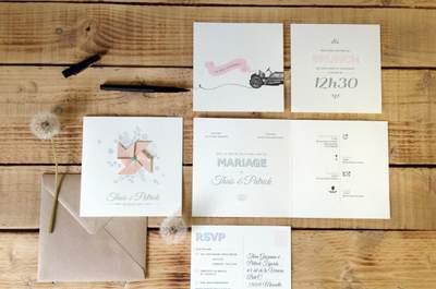 Invitaciones de boda, lo más original para el 2015