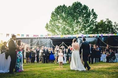 ¿Cuándo y cómo celebrar un matrimonio en un jardín al aire libre ? No te pierdas los mejores consejos