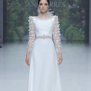 Créditos: Ana Torres   Barcelona Bridal Fashion Week