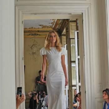 Robe de mariée Delphine Manivet - Crédit photo: Play like a Girl