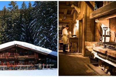 Photo : Auberge de la Cote 2000 – S.Siraudeau / Photo : Taverne du Mont d'Arbois – P.Jeannette