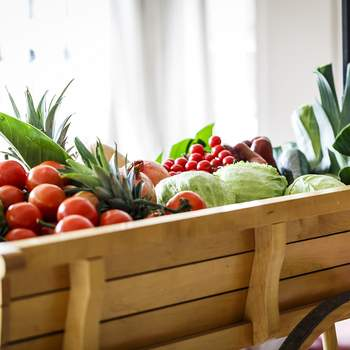 Carro de verduras. Credits: Esif Fotografia