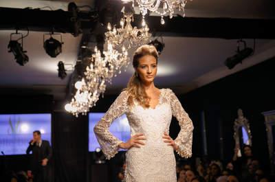 Danielle Benício: 15 anos de história comemorados em um desfile repleto de leveza e sofisticação!