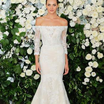 Créditos: Anne Barge, New York Bridal Week