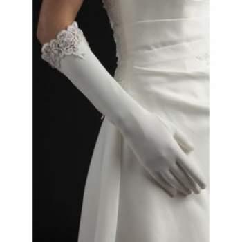 Gants de mariée Mode. Crédit photo : Mariage-pronoce