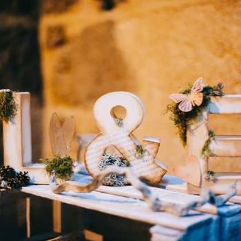 Rincones y espacios únicos a tu disposición y a la de tus invitados, personalizados al máximo para disfrutar de un día inolvidable.