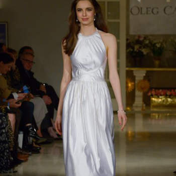 Créditos: Oleg Cassini | New York Bridal Week