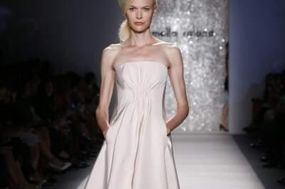 Must del día: Vestido de novia 2014 Pamella Roland