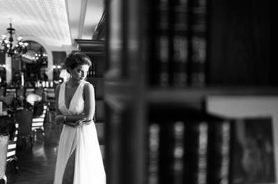 Modelo Carya de Gio Rodrigues | Foto: Rui Teixeira Wedding Photography