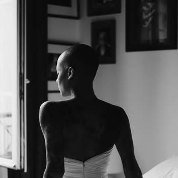 Photo : Dusty Mirror - Pandore, robe Sadoni exclusivité Pandore