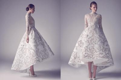 Ashi Studio primavera 2015 alta costura: La colección de vestidos de novia que te enamorará