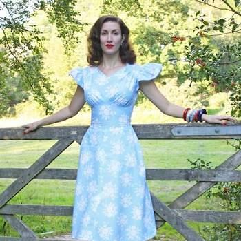 Foto de ©Puttin on the Ritz Late Summer Afternoon Dress2