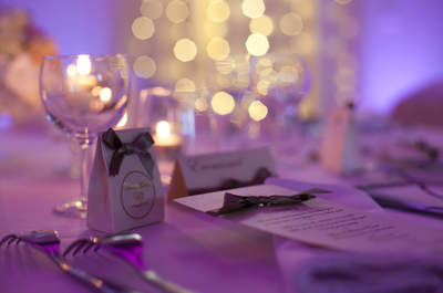 Real Wedding: Champagne Romance with Label' Emotion Paris