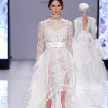 Créditos: YolanCris   Barcelona Bridal Fashion Week