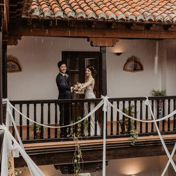 """Sí, quiero"". Foto: AngelMartinPhotoWedding"
