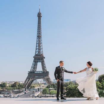 Wedding planner/creator: Virginie Mention - Ceremonize | Photographer: Elena Usacheva
