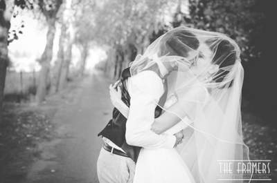 Real Wedding con supereroi, un tocco di rosso... e il tuo matrimonio sarà invincibile!