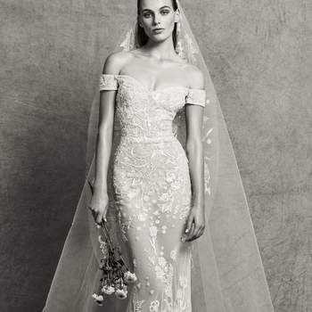 Crédit photo: Carmina with veil, Zuhair Murad
