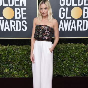Margot Robbie in Chanel. Foto: Cordon Press