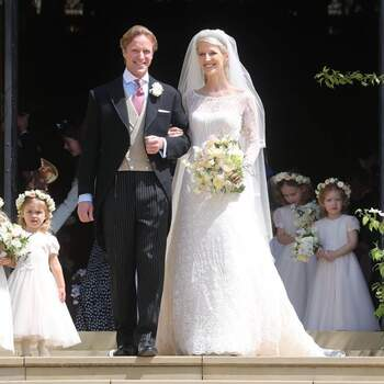Casamento de Lady Gabriella Windsor com Thomas Kingston