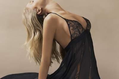La novia más sexy: Tendencias en lencería para lucir este 2014 y el próximo 2015