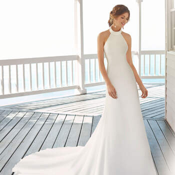 Créditos: Rosa Clará 2020 | Modelo do vestido: Carmina