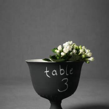 Für Ihre Hochzeit können Sie auch ausgefallene Tischkärtchen wählen