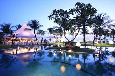 The Samaya Bali – Luxuriöse Flitterwochen am Strand von Seminyak & Ubud!