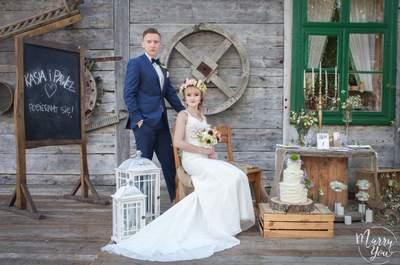 Reportaż ślubny pt: 'Przez całe piękne, wspólne życie' Sprawdź!
