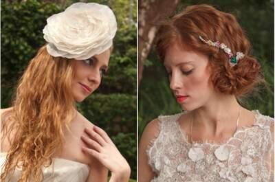 Penteados de noiva 2016: tendências cheias de estilo!