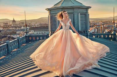 Mit Galia Lahav die Traumhochzeit verwirklichen: Brautkleider im ersten Flagship Store Europas!