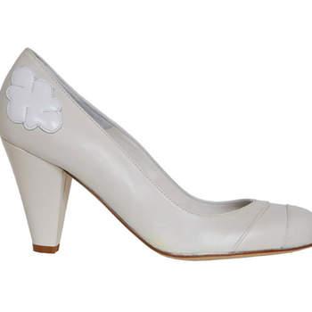 Zapatos de novia. Foto: Ellips Daisy