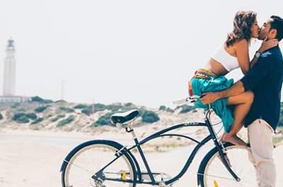 Concurso Trash The Dress para ganar una post-boda en Ibiza gracias a Rubén Mejías