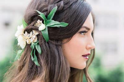 Свадебные прически с косами. Тенденция, которая всегда в выигрыше!