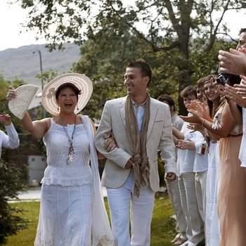 L'arrivo dello sposo