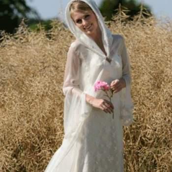 Robe de mariée Crystal, vue de face - Crédit photo: Catherine Varnier