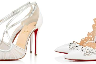 The Hottest Christian Louboutin Bridal Shoes 2017