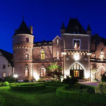 Photo : Château de Maulmont