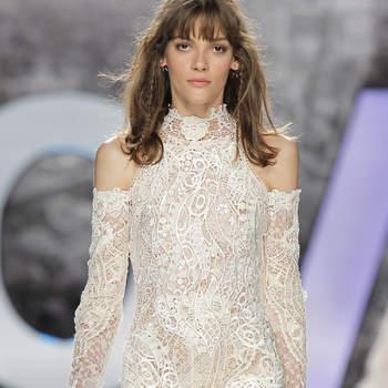 Credits- Barcelona Bridal Fashion Week