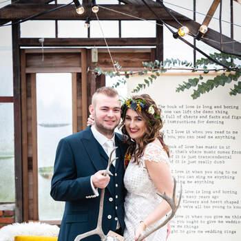 Styled Wedding Shoot: Because I Love You   Foto: Met Pitt