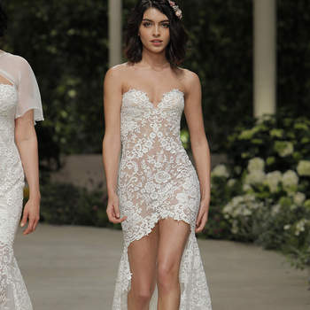 Pronovias 2019 Atelier Collectie. Credits: Barcelona Bridal Fashion Week