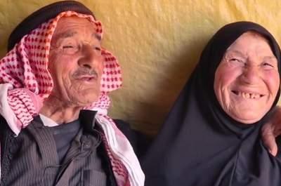 Découvrez l'histoire poignante devenue célèbre d'Ahmed et Khadijah : l'amour plus fort que la guerre