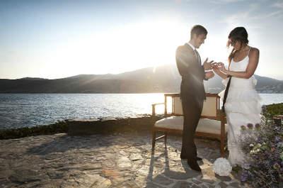 ¡Enlaces del siglo 21 significan fotografía contemporánea de bodas!